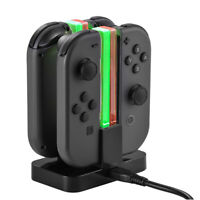 Joy-con Controller Stand Charging Dock Station for Nintendo Switch Gamepad AC799