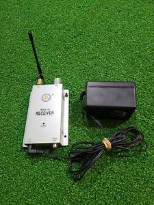 AV Radio AV Receiver with Power Adapter