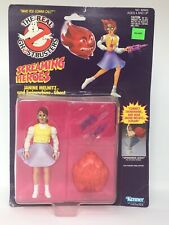Janine Screaming Heroes The Real Ghostbusters 1986 Kenner Moc Sealed Vintage
