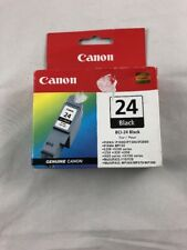 CANON 24 Black BCI-24 Ink Cartridge NEW unopened