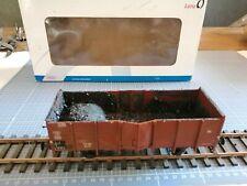 Wagon Cooke Charbon Marchandise Lenz 42110 SNCF train échelle o collection
