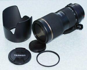 TAMRON SP 70-200mm F/2.8 LD Di SP MACRO Lens - Sony SLT / DSLR (Minolta) A Mount
