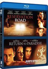 RESERVATION ROAD + RETURN TO PARADISE New Sealed Blu-ray Joaquin Phoenix