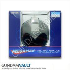 NEW Capcom Mega Man Replica Wearable LED Helmet (Bubble Lead Gray) - US Seller