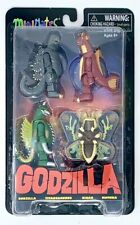 Diamond Select Toys Godzilla Minimates Series 1 Box Set