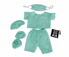 """Scrubs Teddy Bear clothes outfit to fit 16"""" build a bear bears dolls clothes"""