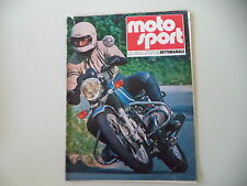 MOTOSPORT 35/1975 PROVA MOTO BMW R90 R 90/6