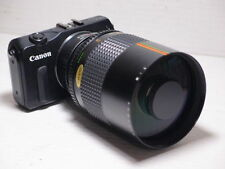 Tokina Manual Focus Macro/Close Up Camera Lenses for Canon