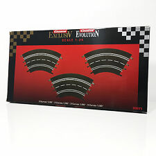Carrera 20571 Evolution-Exclusiv Kurve 1/60°
