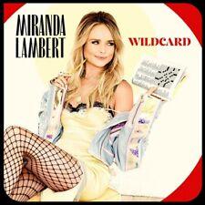 Miranda Lambert - Wildcard (CD) - NEW - Free Shipping