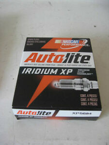 FOUR(4) Autolite Iridium XP5684 Spark Plug BOX **$3 PP FACTORY REBATE!!**