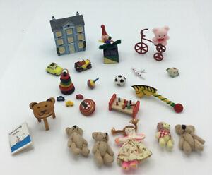 Dolls House. Toys