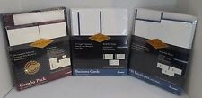 Communique Combo Pack Avery Stationary System Cards Envelopes Labels Letterhead