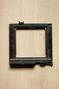 "Sinar P2 Camera 9/12 4/5"" Coupling Frame 4x5"" (9x12cm) Rear Standard Front Frame"