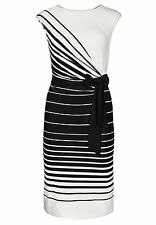 APART Jerseykleid 42 NEU Abendkleid Etui Business Abend schwarz 21333 104