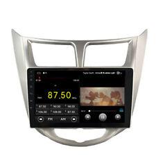 "9"" Android 10 Car DVD Head unit GPS Stereo Radio for Hyundai i25 Accent Verna"