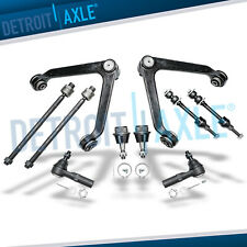 Front Upper Control Arm Tierod Kit For 2002 2003 2004 2005 Dodge Ram 1500 4x4