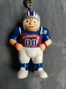 CFL FOOTBALL MONTREAL ALOUETTES Lil Sports Brat Keychain