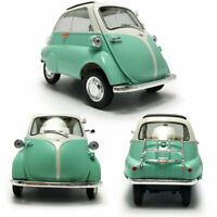 1/18 Scale Classic 1955 BMW Isetta Model Car Diecast Vehicle Collection Green