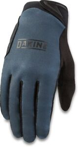 Dakine Syncline Gel Cycling Bike Gloves, Men's Large, Midnight Blue New 2021