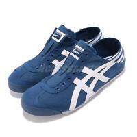 Asics Onitsuka Tiger Mexico 66 Paraty Blue White Men Women Shoes 1183A339-401