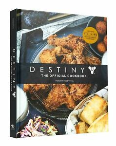 DESTINY THE OFFICIAL COOKBOOK BUNGIE NEW