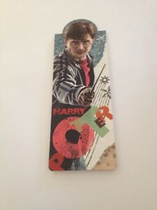 Harry Potter Magnetic Bookmarks Free postage