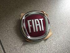 Fiat 500 500c Punto 188 Emblem Hinten Heckklappe Logo Rear Badge Neu 735521414