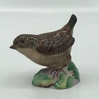 Vintage Beswick BROWN WREN #993 England Bird Figurine No Box