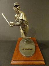 NEW IN BOX Signed Ted Williams Autograph PEWTER Gartlan Figurine Auto NIB  /500