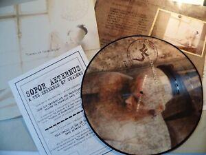 SOPOR AETERNUS Picture Vinyl LP limited Gothic Metal Lacrimosa ASP Pitchfork