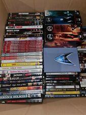 DVD Paket aus 135 Filmen und Serien, z.t. auch BluRays