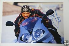 "Ice Cube 20x30cm ""Hart am Limit"" Foto + Autogramm / Autograph signed in Person"