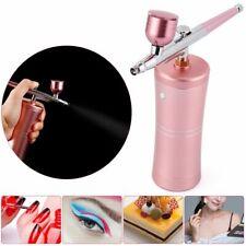 Boquilla de Compresor de aerógrafo de doble acción Cepillo De Aire Kit de aerosol de pintura para Pastel de tatuaje