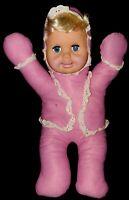 RARE!! Vintage 1974 Kenner BABY YAWNIE Doll!! Eyes Blink Yawning PARTS OR REPAIR