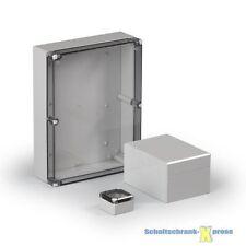 ABS Klemmenkasten Verteilergehäuse Abzweigkasten Installationsgehäuse leer