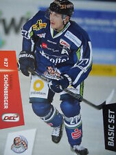 245 Sandro bello Berger Straubing Tigers del 2014-15 Basic Set