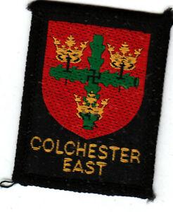 Boy Scout Badge Ext COLCHESTER EAST District