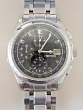 Gents Concord Chronograph Watch