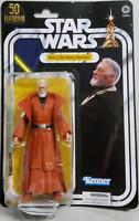 "Star Wars Black Series 50th Anniversary Ben Obi-Wan Kenobi 6"" Action Figure"