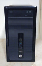 PC Micro Tower Hewlett Packard HP PRODESK 400 G1 MT