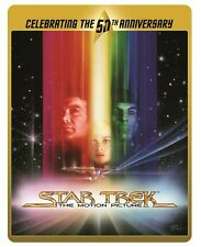 Star Trek: The Motion Picture:  (50th Anniversary Limited Edition Steelbook)