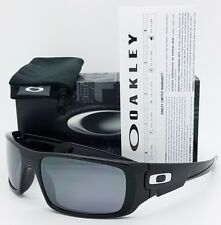 Novos óculos de sol Oakley Virabrequim Polido Preto Iridium 9239-01  Manivela Autêntico 15642ccb7a