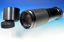 Minolta MD Zoom Rokkor 100-200 mm 1:5 .6 OBJECTIF/LENS - 201572