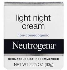 Neutrogena Light Night Cream 2.25 oz