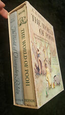 The World of Pooh & The World of Christopher Robin - A. A. Milne - E. H. Shepard
