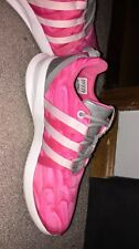 Womans Adidas shoes, Pink , size 8 1/2