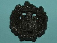 RARE WW2 ECONOMY ESSEX REGIMENT CAP BADGE - 100% ORIGINAL GUARANTEED!