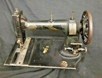 Antique 1889 White Sewing Machine Serial No. 715244
