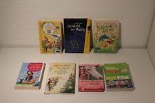 *9* Buch-Paket  Kinderbücher  7 Stück  ab ca. 8 Jahren